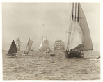 The Sailing Race from Torbay to Lisbon