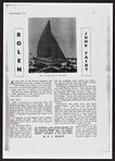 An article by Robin Kilroy, published in Yachting Monthly, December, 1950
