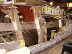 Structural Repairs to the Hull